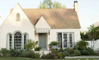 French-Inspired California Cottage