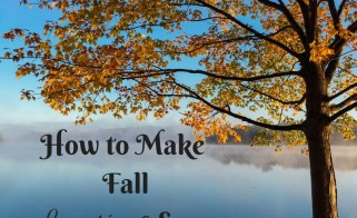 How to Make Fall a Luxurious Season
