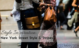 New York Street Style Stripes