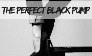 The Perfect Black Pumps