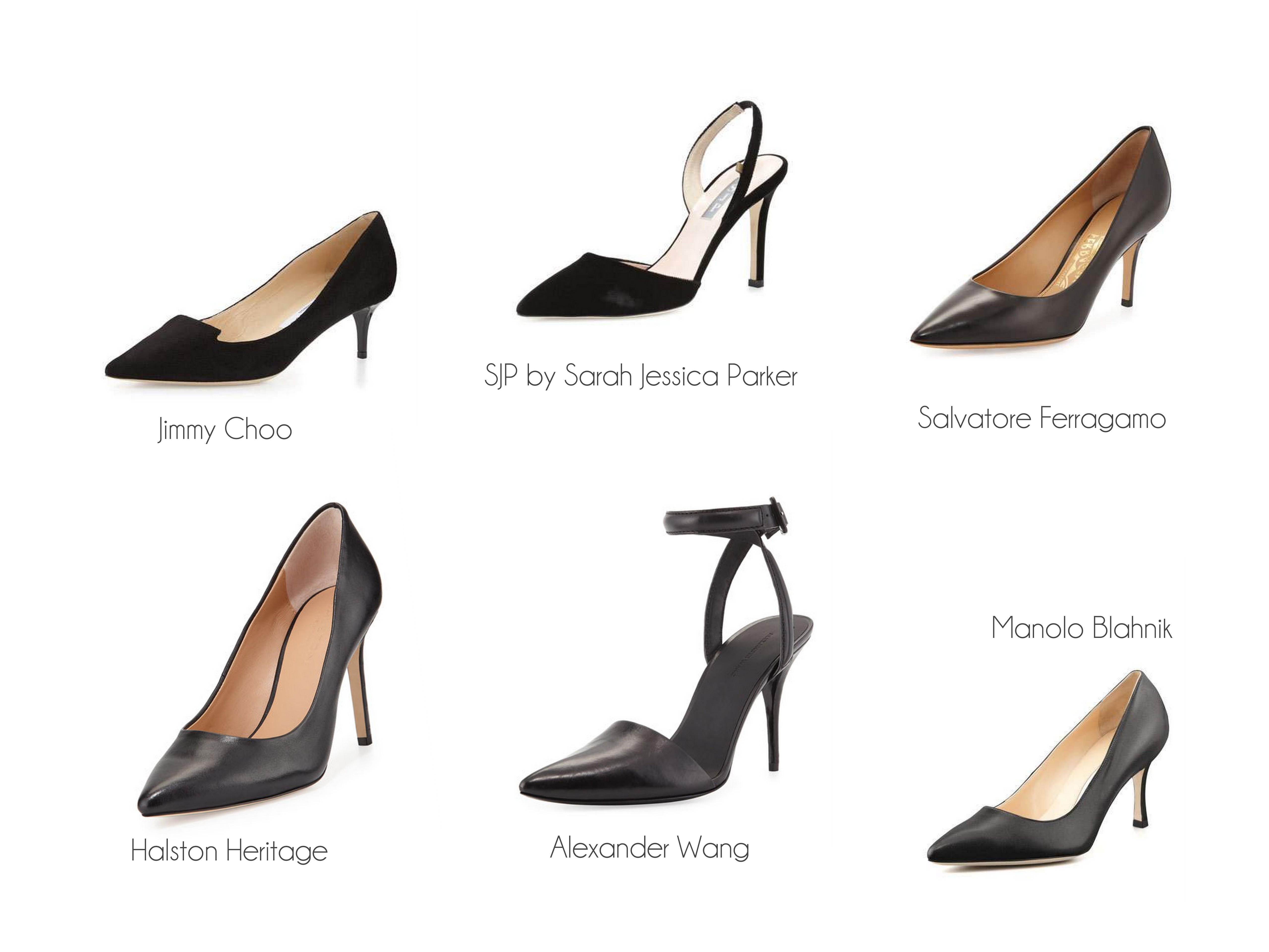 78aabe63d1 The Perfect Black Pumps – The Simply Luxurious Life®