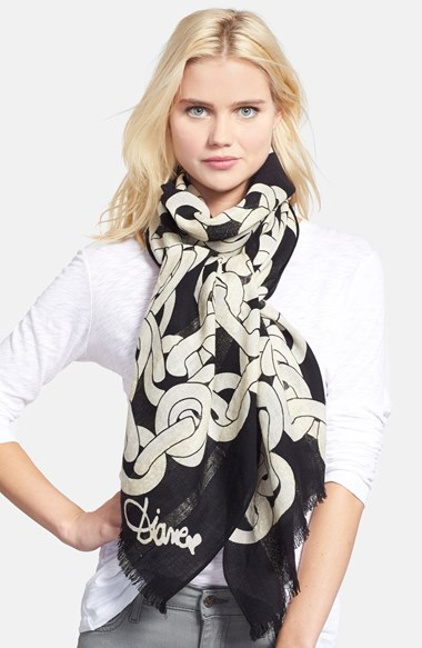 dvfchainscarf | The Simply Luxurious Life, www.thesimplyluxuriouslife.com