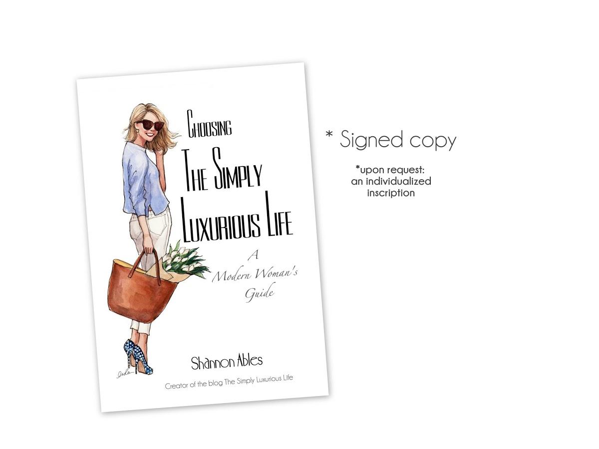 thesimplyluxuriouslife.com The Simply Luxurious Life