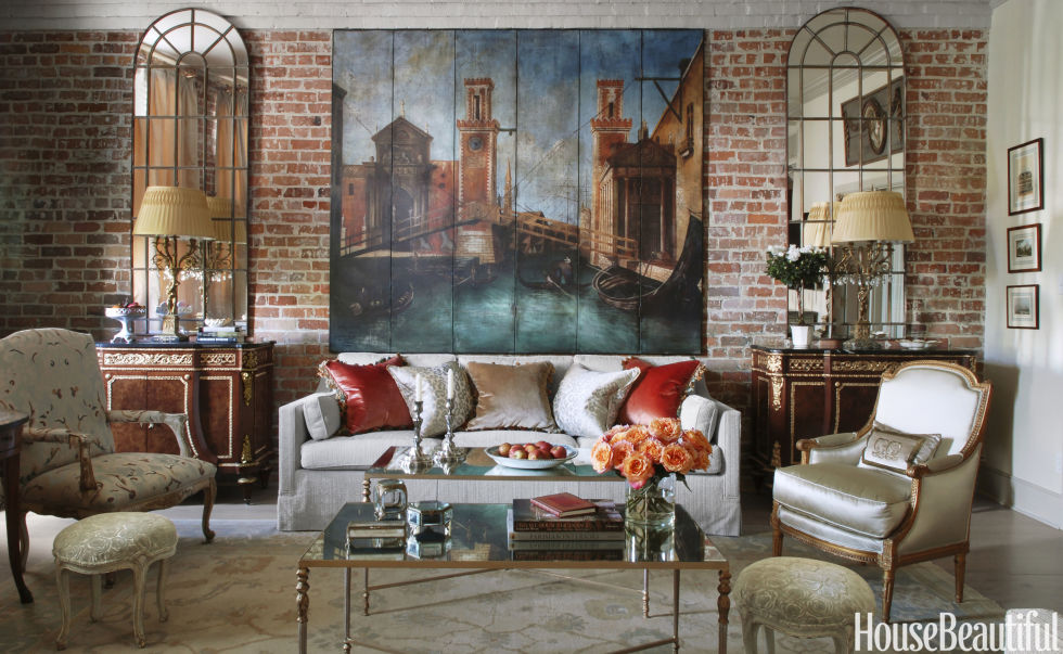 A Parisian Inspired Loft for Entertaining – The Simply