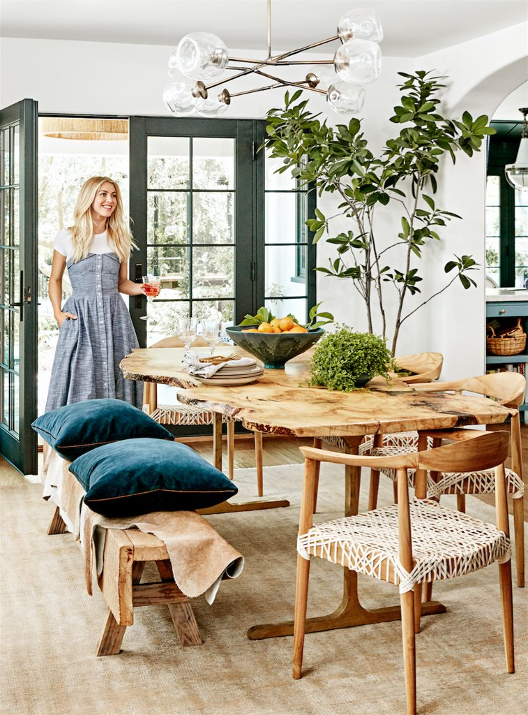 Better Homes And Gardens Interior Designer Exterior julianne hough's cozy personal sanctuary – the simply luxurious life®