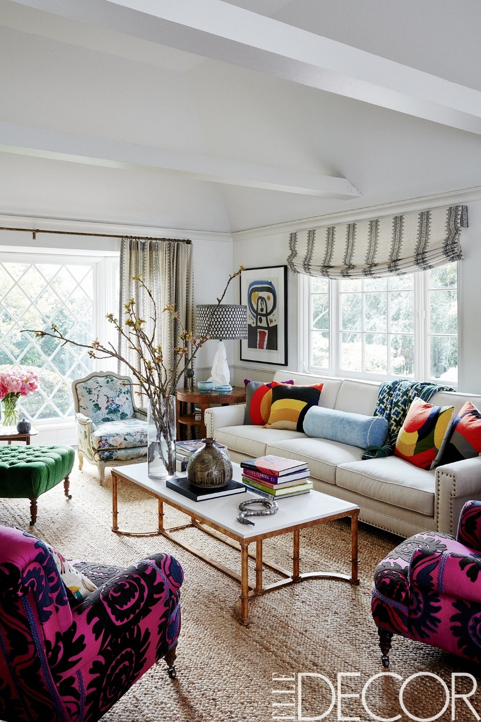 Minnie Driver's Cottage Cozy Ranch Oasis – The Simply ...