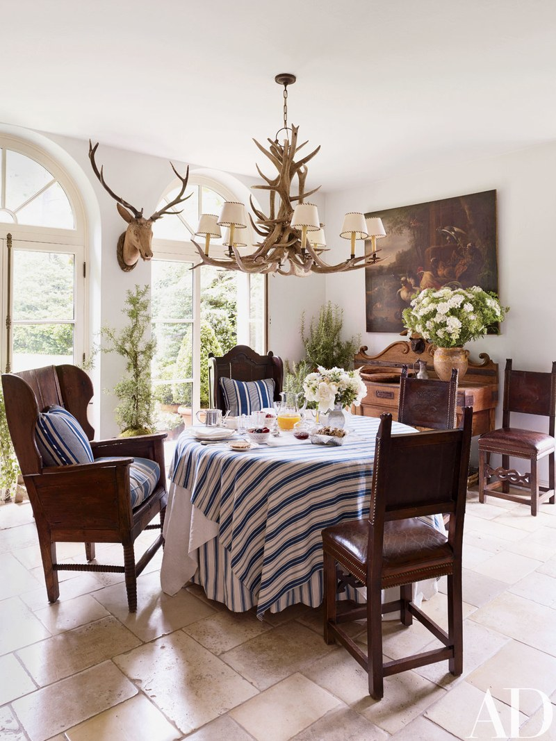 ralph lauren s french norman country getaway the simply luxurious life. Black Bedroom Furniture Sets. Home Design Ideas