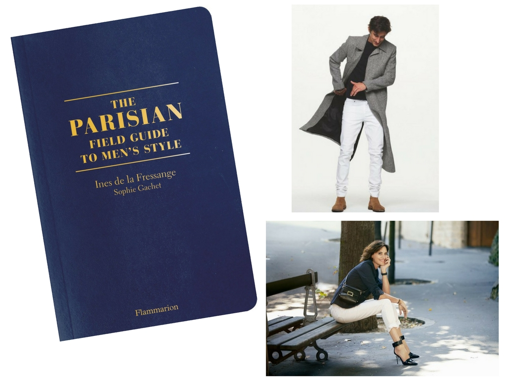 Ines De La Fressange S New Style Guide Men S Style The Simply Luxurious Life 174