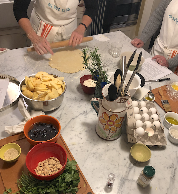 Round Table Loomis.Cooking With Susan Herrmann Loomis In Portland The Simply
