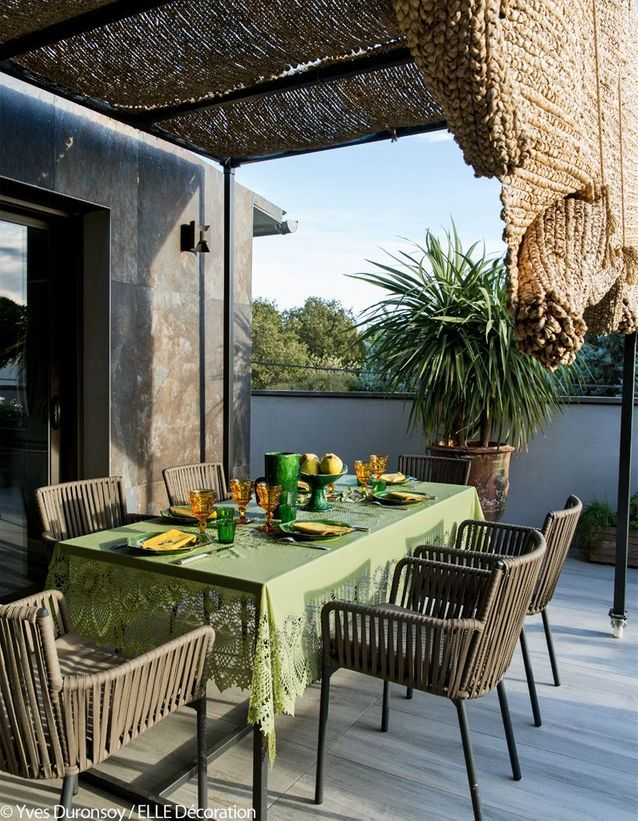A proven al sanctuary in vaucluse the simply luxurious life for Elle decoration france