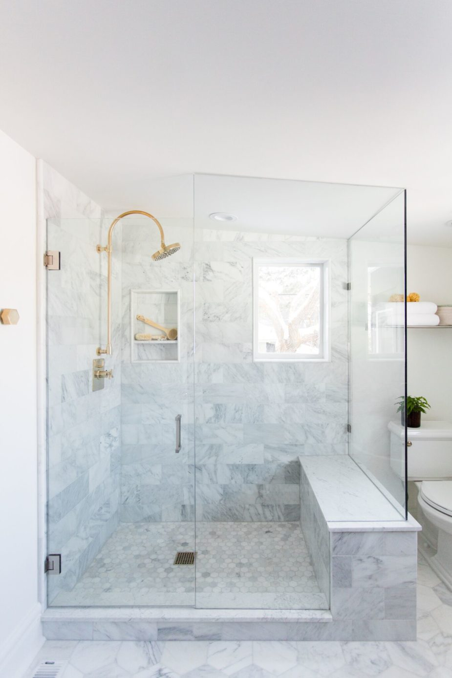 A Smart Yet Simple Master Bath Remodel The Simply